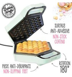 Gaufrier Bubble waffles factory réf.3907