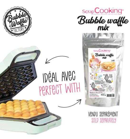 Gaufrier Bubble waffle factory