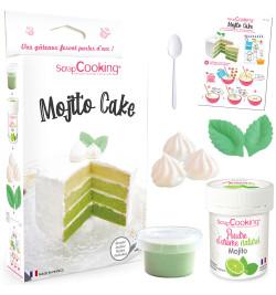 Contenu Kit Mojito cake réf.3928