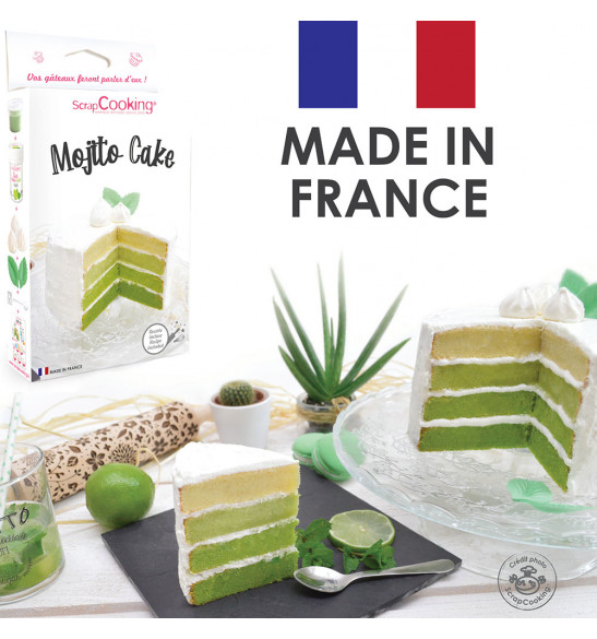 Mojito cake kit