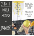Shaker & Measuring cup