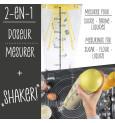 Shaker & mesureur Need'it