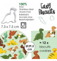 Easy biscuits dino