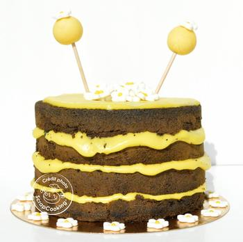 Layer cake abeille