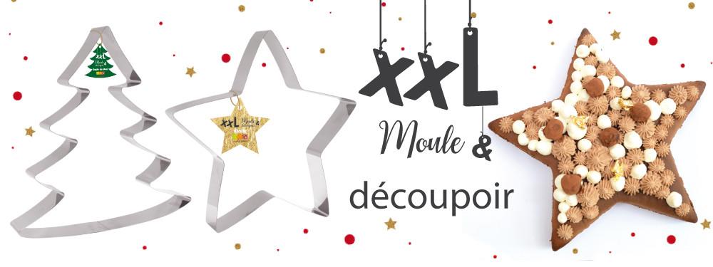 Noël à croquer avec nos découpoirs XXL !